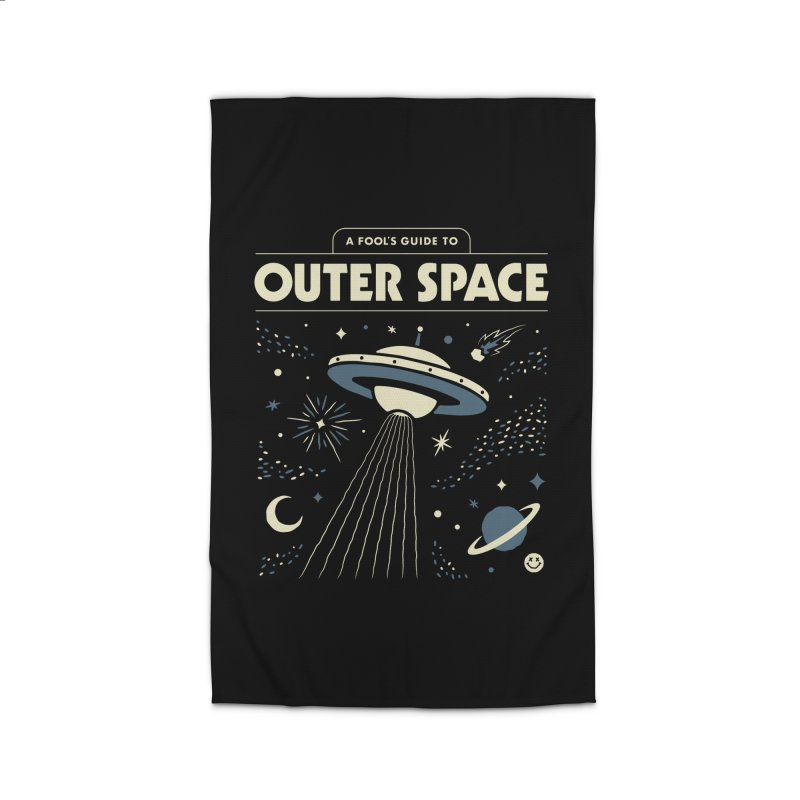 A Fool's Guide to Outer Space Home Rug by Cody Weiler