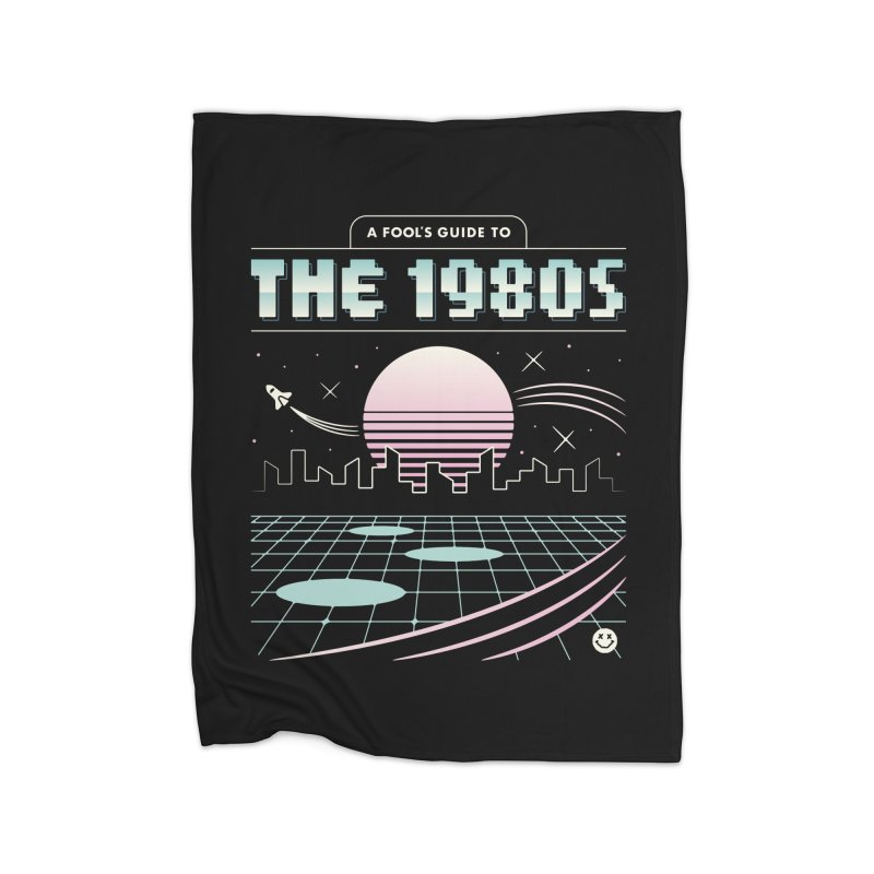 A Fool's Guide to the 1980s Home Blanket by csw