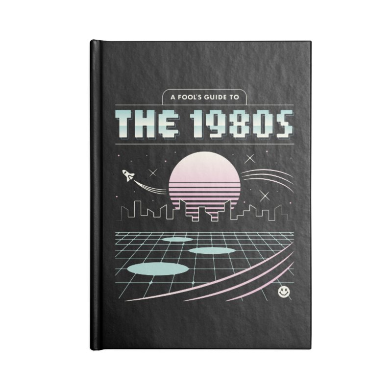 A Fool's Guide to the 1980s Accessories Notebook by csw