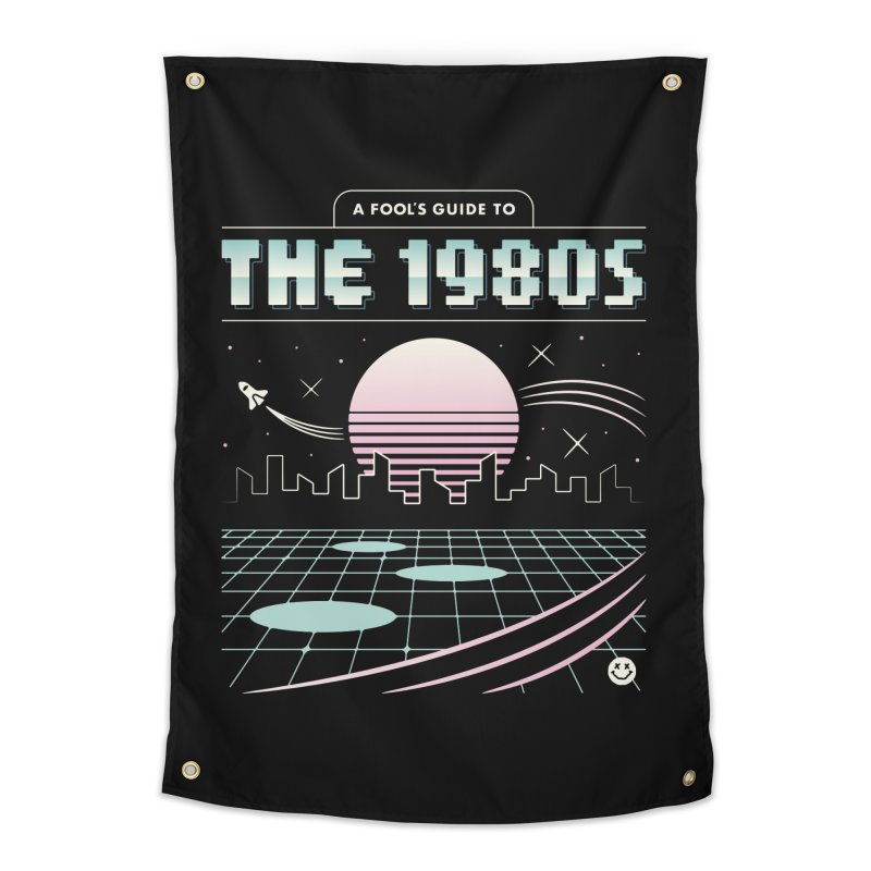 A Fool's Guide to the 1980s Home Tapestry by csw
