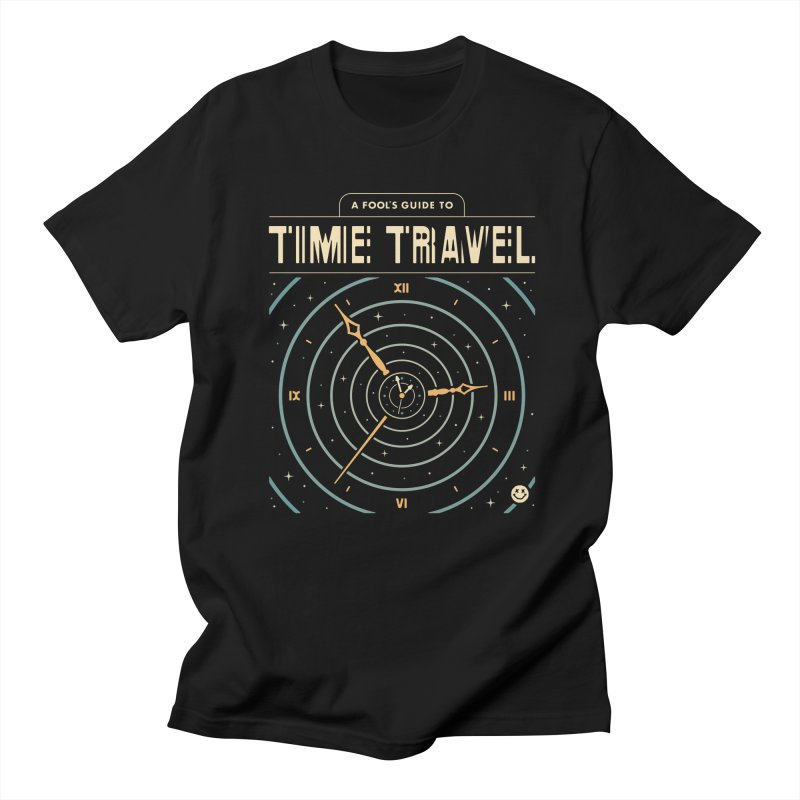 A Fool's Guide to Time Travel Men's T-Shirt by Cody Weiler