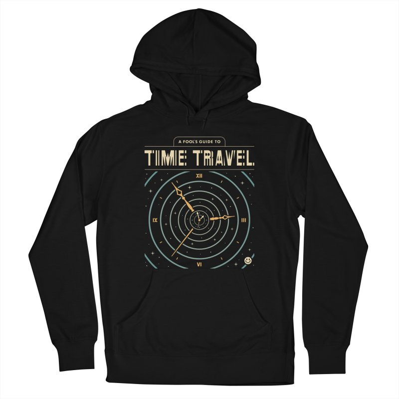 A Fool's Guide to Time Travel Men's Pullover Hoody by Cody Weiler