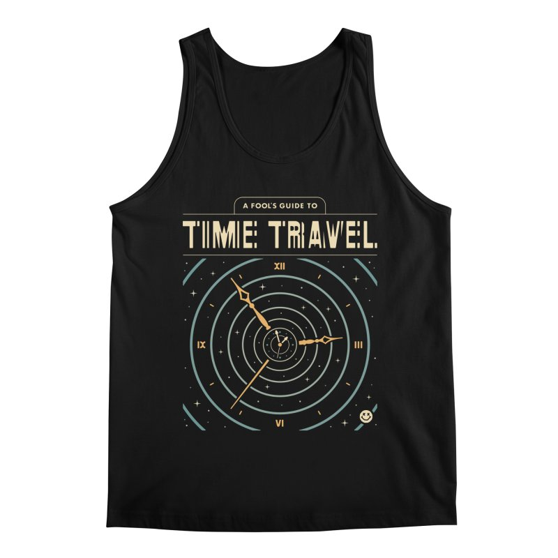 A Fool's Guide to Time Travel Men's Tank by Cody Weiler