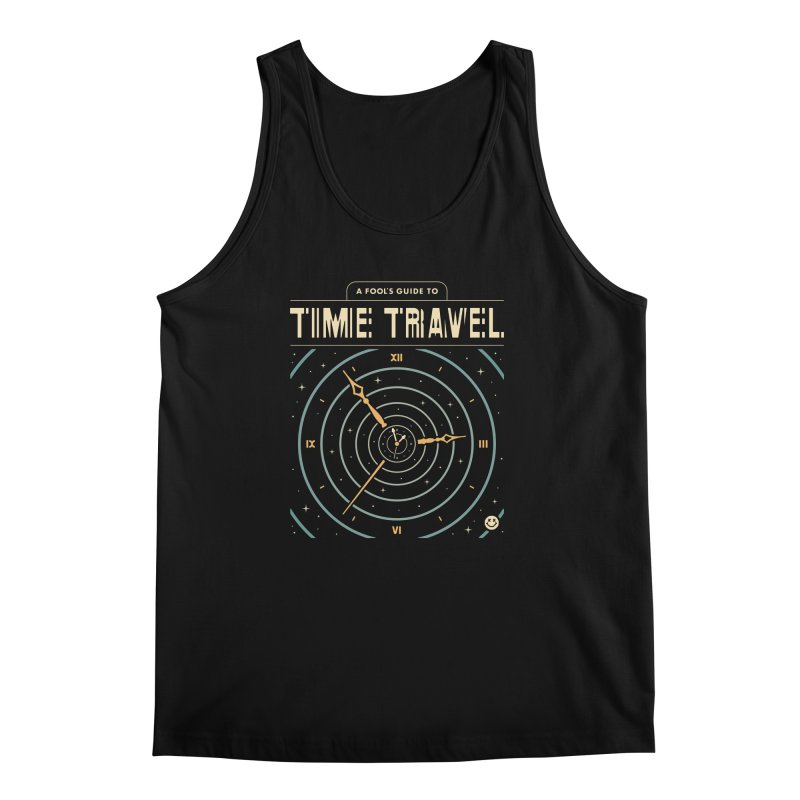 A Fool's Guide to Time Travel Men's Regular Tank by csw