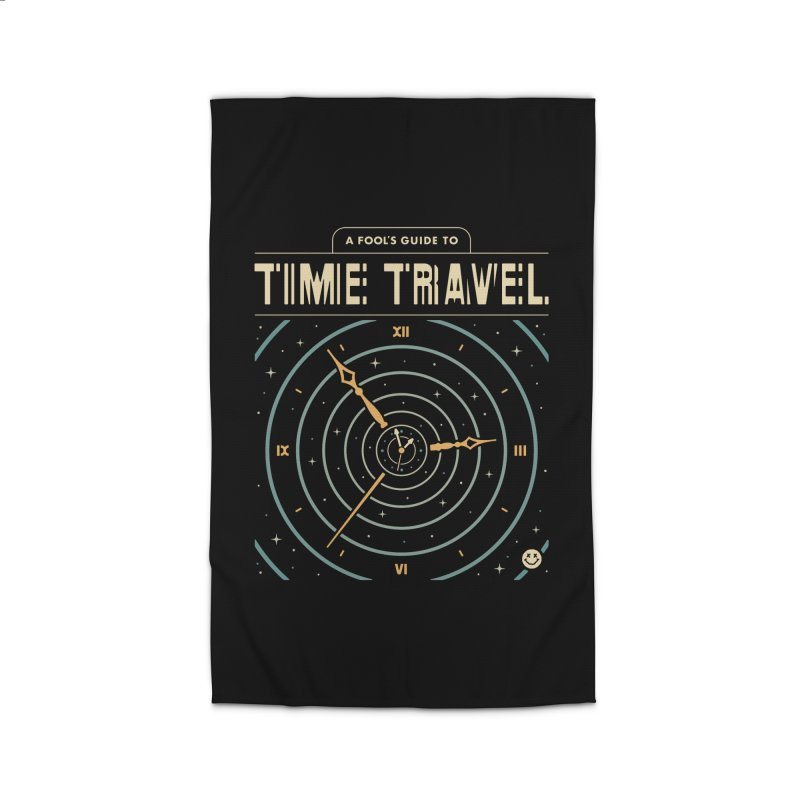 A Fool's Guide to Time Travel Home Rug by Cody Weiler