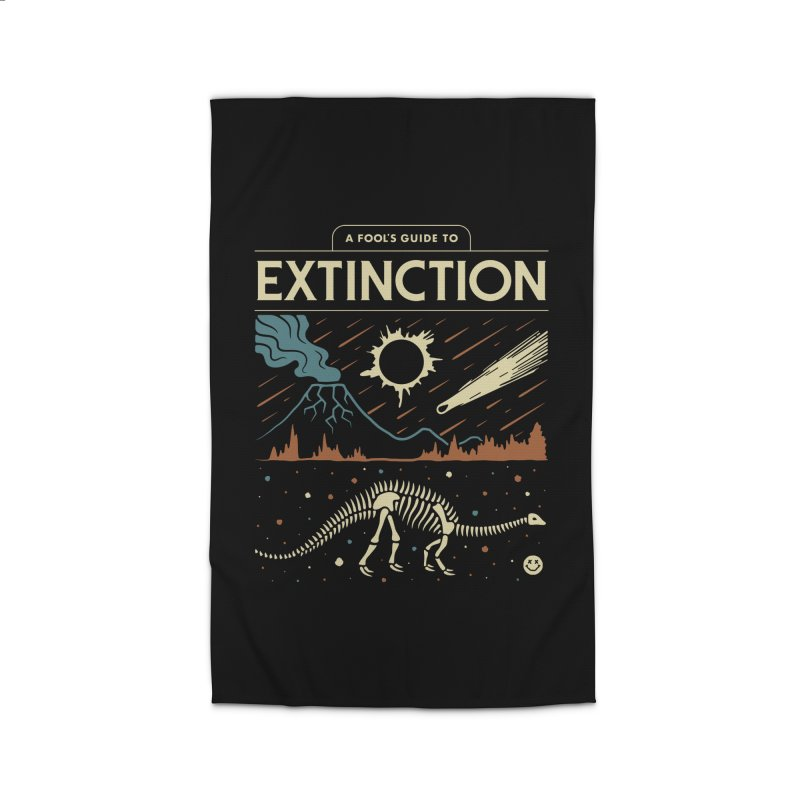 A Fool's Guide to Extinction Home Rug by csw