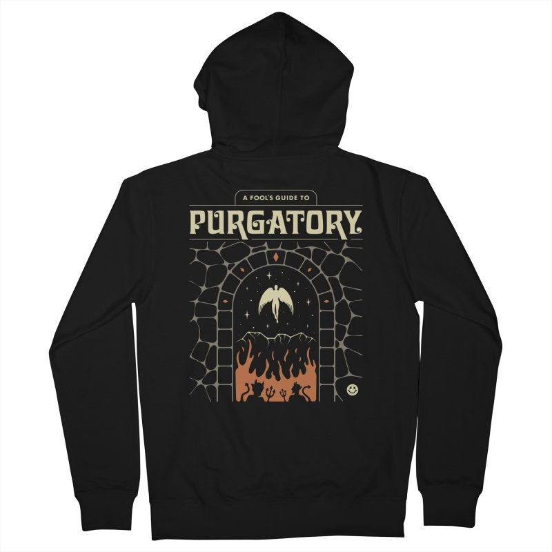 A Fool's Guide to Purgatory Women's Zip-Up Hoody by Cody Weiler