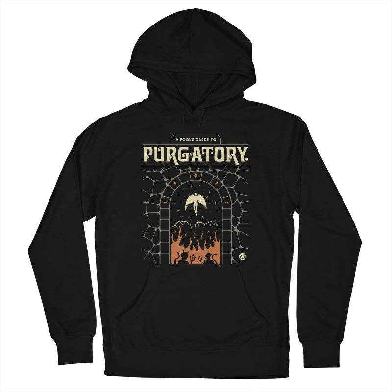 A Fool's Guide to Purgatory Men's Pullover Hoody by Cody Weiler