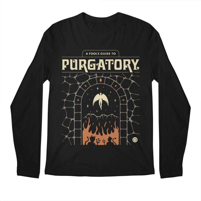 A Fool's Guide to Purgatory Men's Longsleeve T-Shirt by Cody Weiler