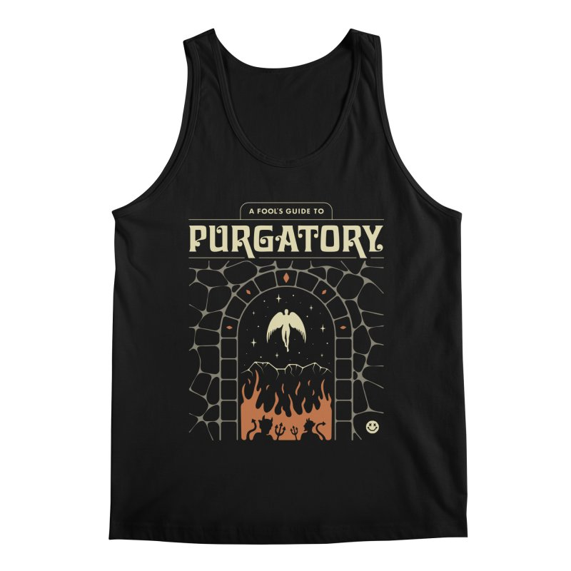 A Fool's Guide to Purgatory Men's Tank by Cody Weiler