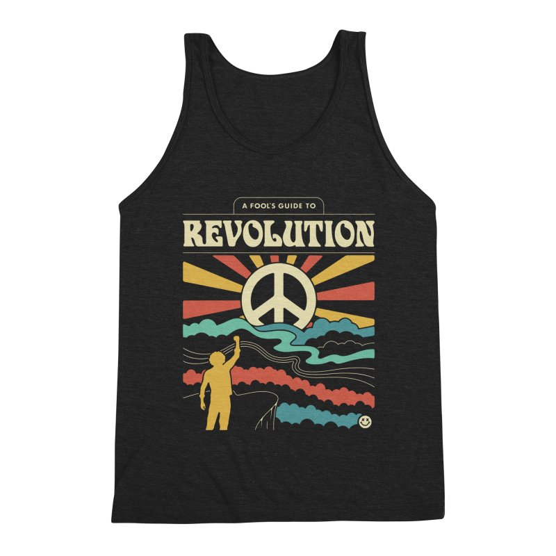 A Fool's Guide to Revolution Men's Tank by Cody Weiler