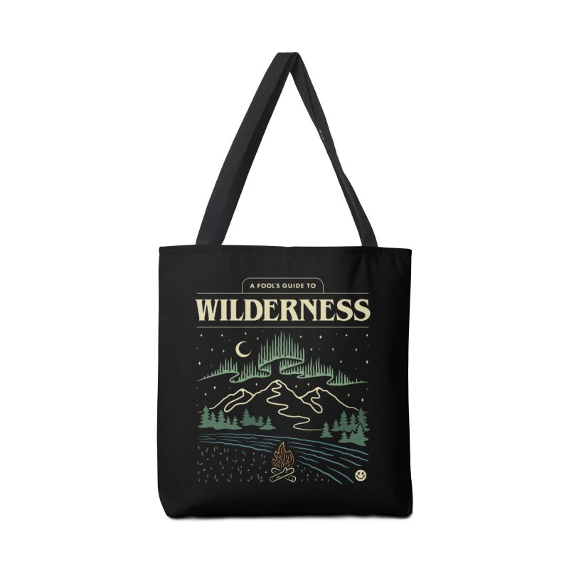 A Fool's Guide to Wilderness Accessories Bag by csw