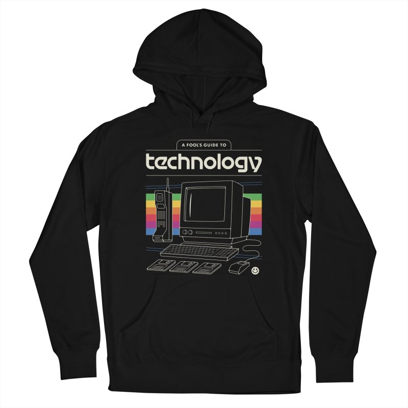 A Fool's Guide to Technology Men's Pullover Hoody by Cody Weiler