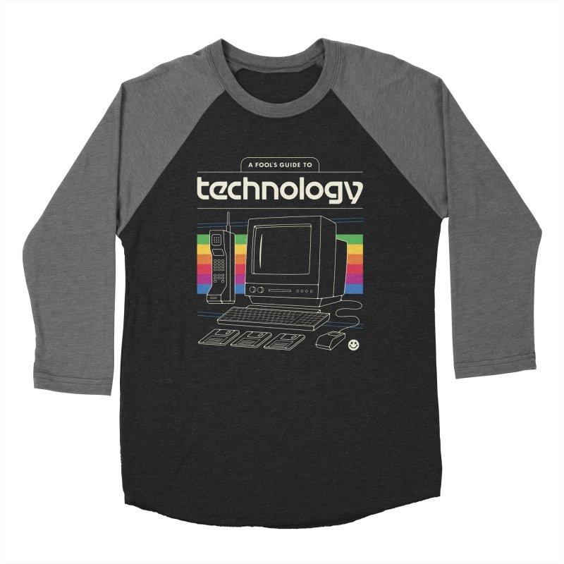 A Fool's Guide to Technology Women's Longsleeve T-Shirt by Cody Weiler