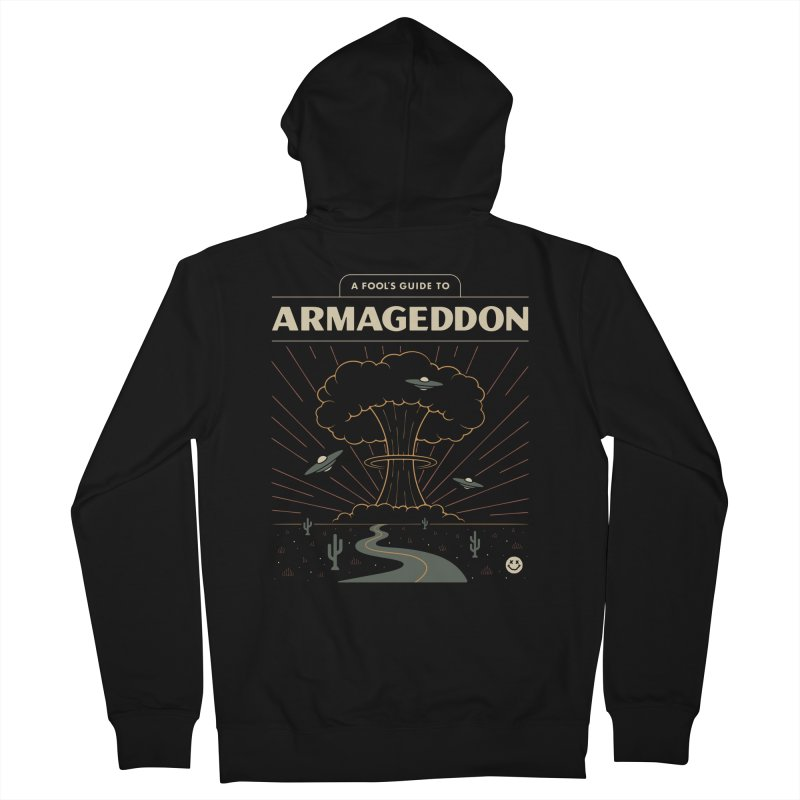 A Fool's Guide to Armageddon Women's Zip-Up Hoody by Cody Weiler