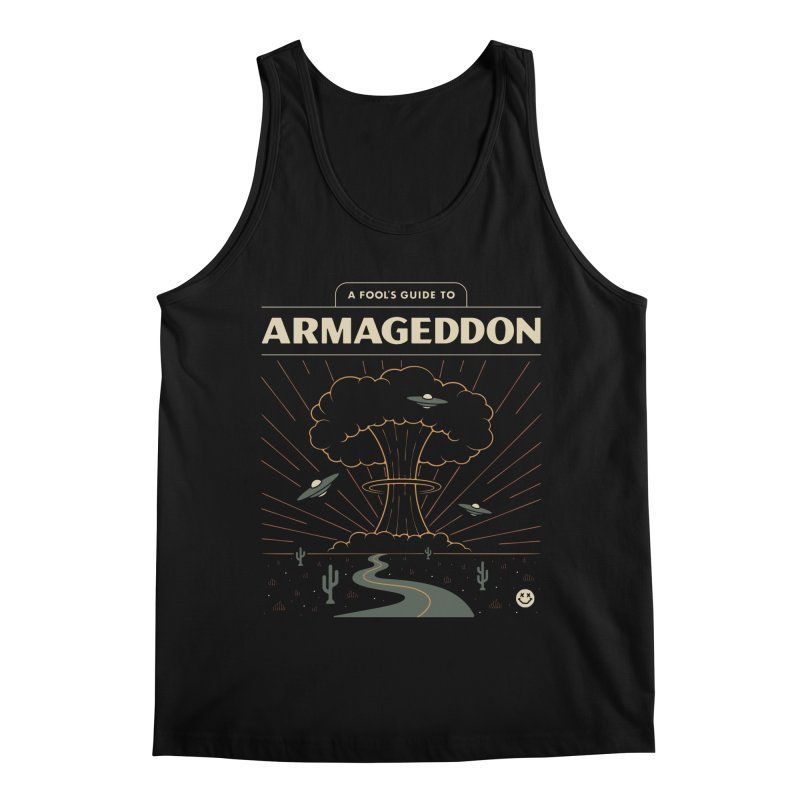 A Fool's Guide to Armageddon Men's Tank by Cody Weiler