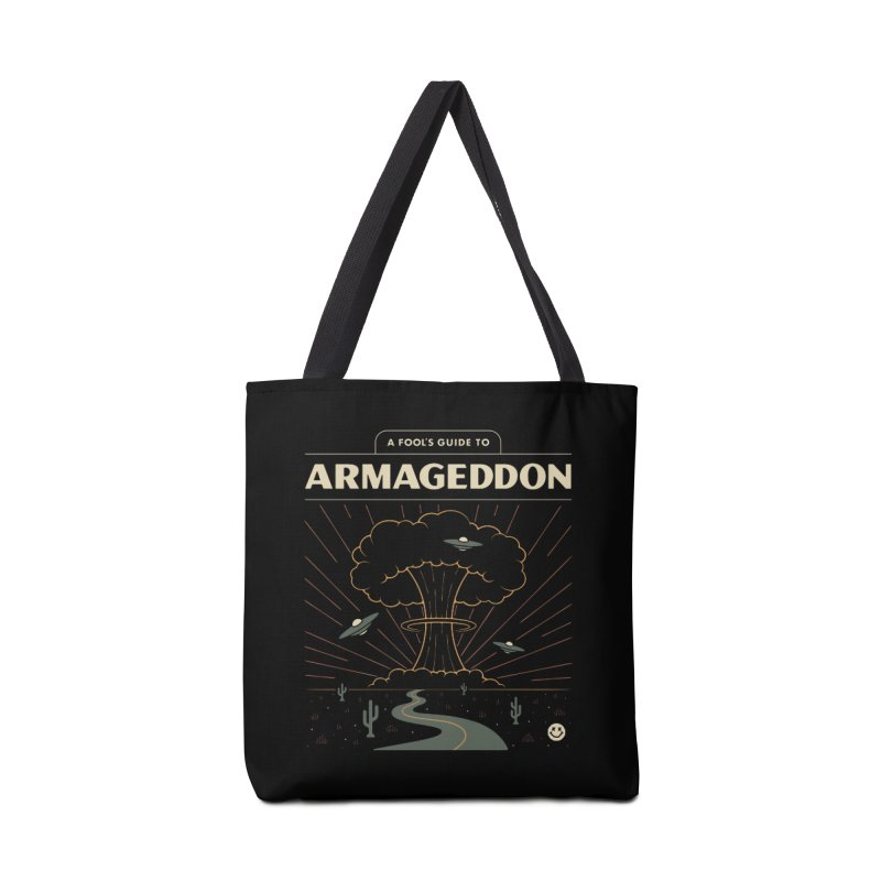 A Fool's Guide to Armageddon Accessories Bag by csw