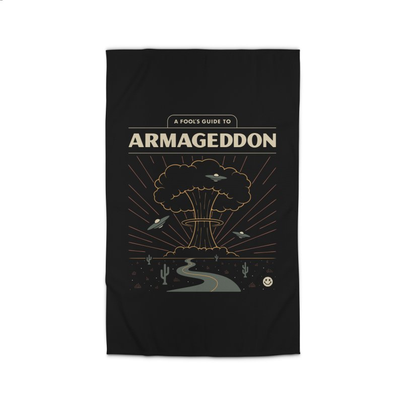 A Fool's Guide to Armageddon Home Rug by csw