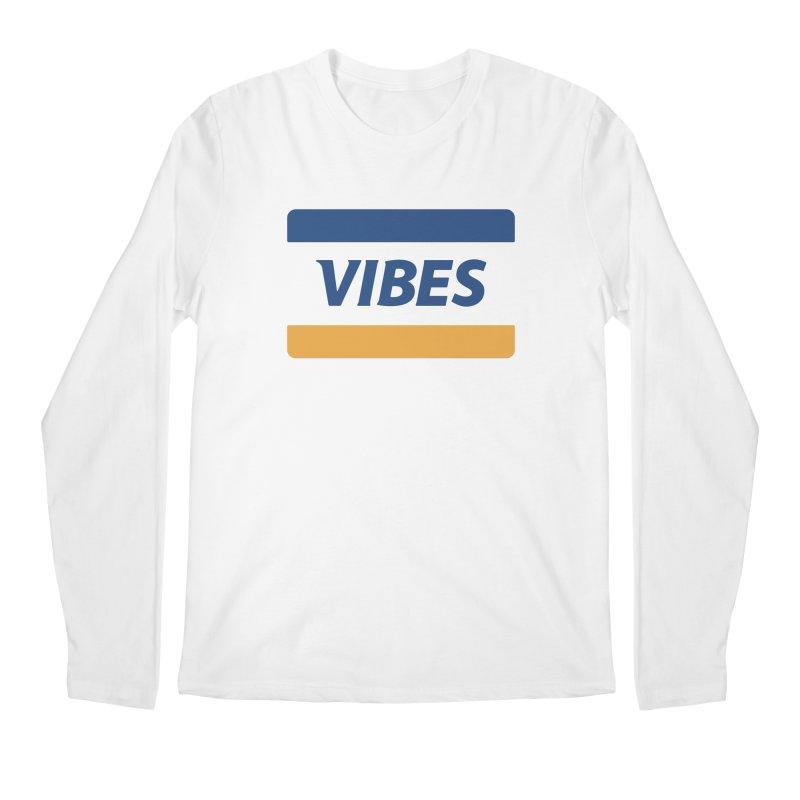 Vibes Men's Regular Longsleeve T-Shirt by Cody Weiler