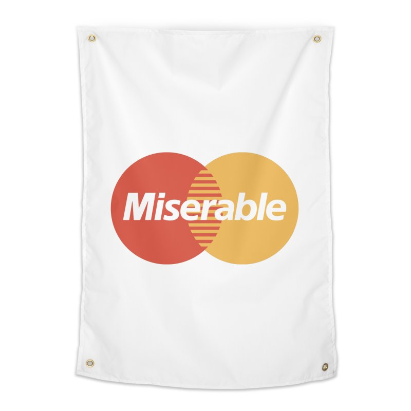 Miserable Home Tapestry by Cody Weiler