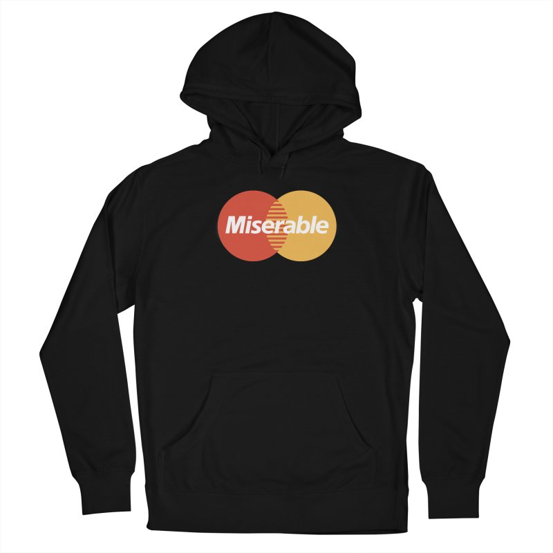 Miserable Women's Pullover Hoody by Cody Weiler