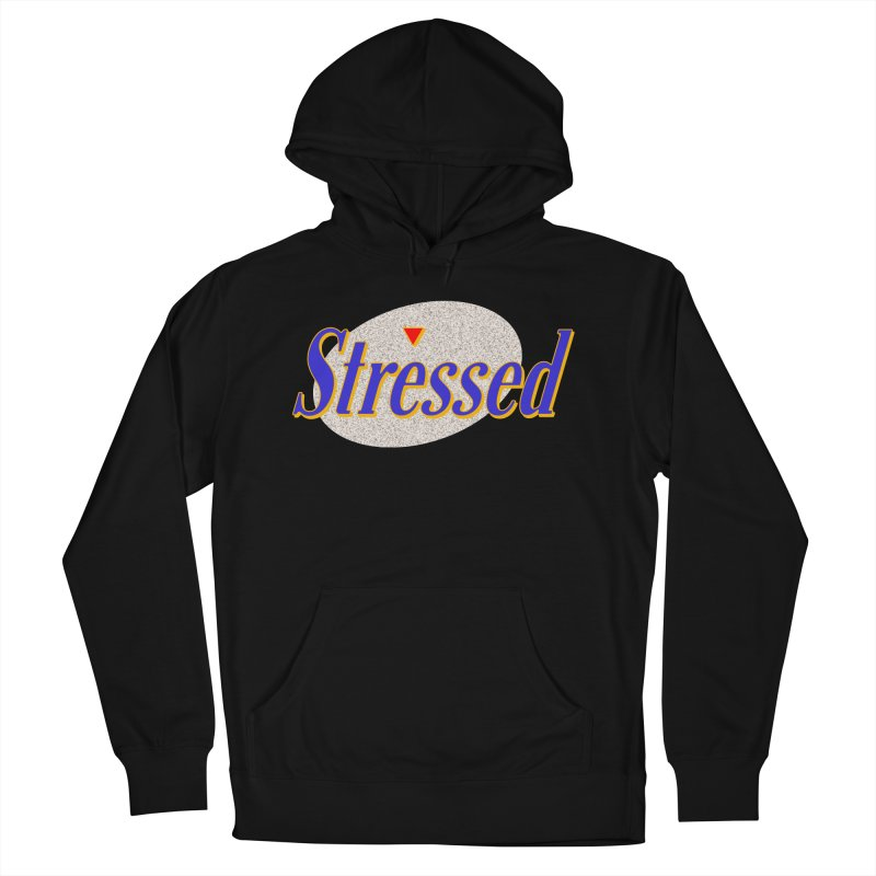 Stressed II Women's Pullover Hoody by Cody Weiler