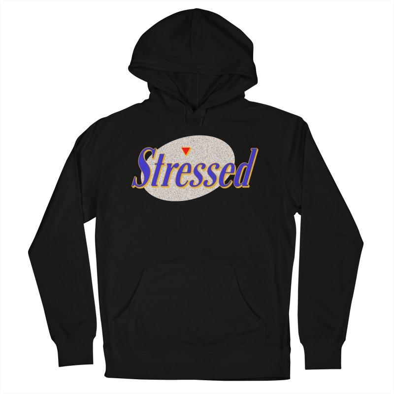 Stressed II Men's Pullover Hoody by Cody Weiler
