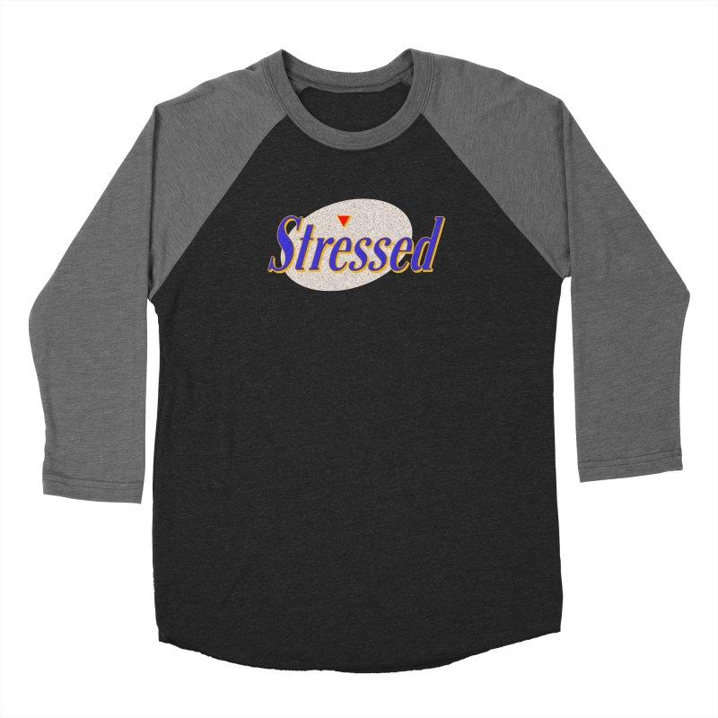 Stressed II Women's Longsleeve T-Shirt by Cody Weiler