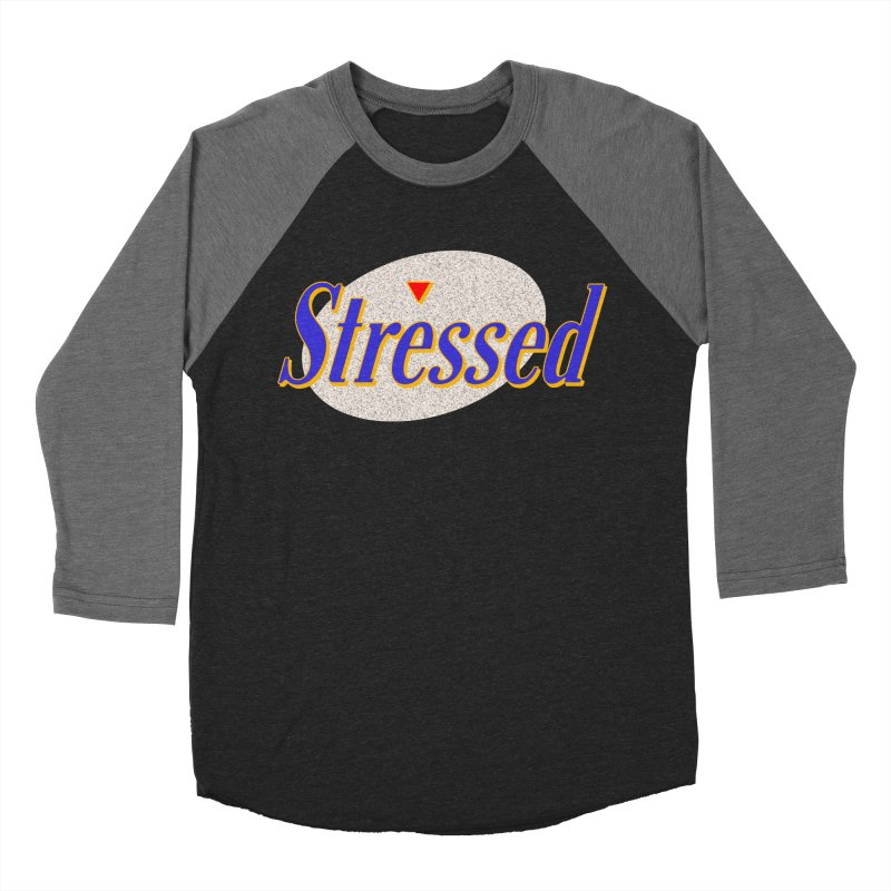 Stressed II Women's Longsleeve T-Shirt by Cody Weiler