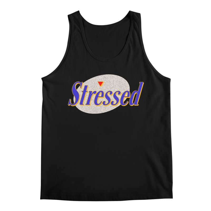 Stressed II Men's Tank by Cody Weiler