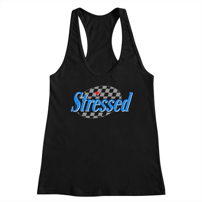 Stressed III Women's Tank by Cody Weiler