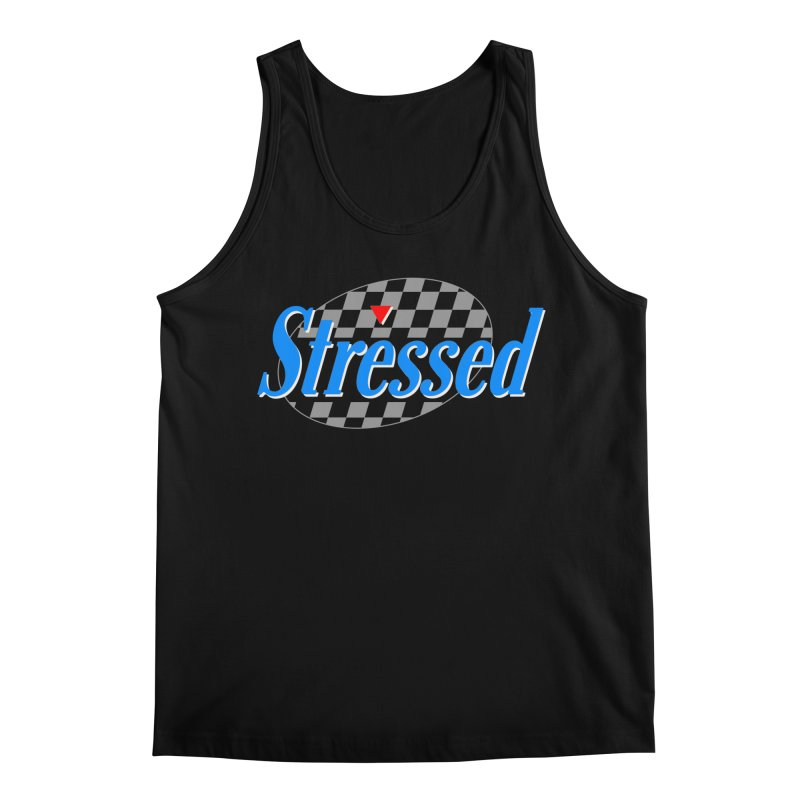 Stressed III Men's Tank by Cody Weiler