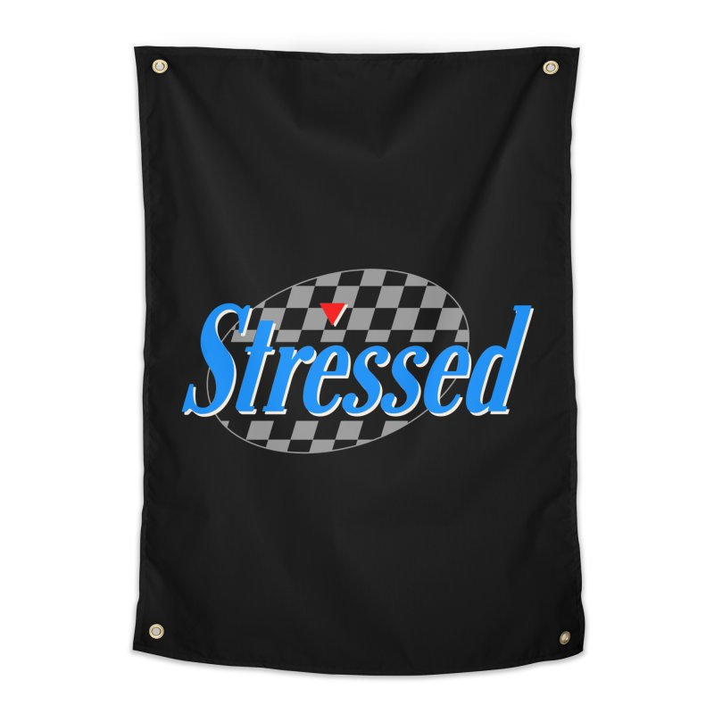 Stressed III Home Tapestry by Cody Weiler