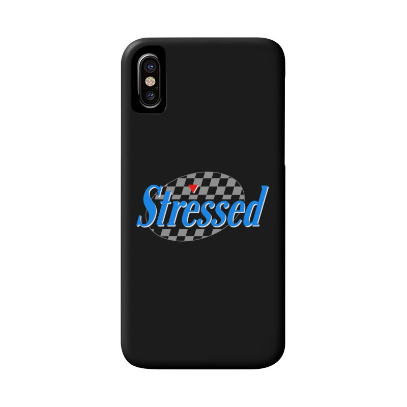 Stressed III Accessories Phone Case by Cody Weiler