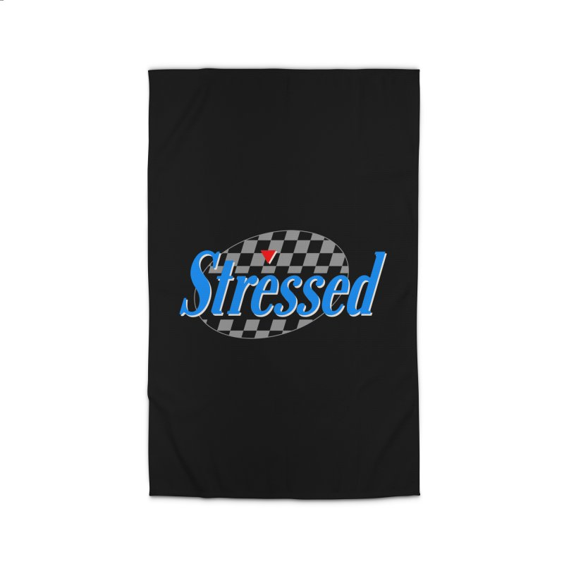 Stressed III Home Rug by Cody Weiler