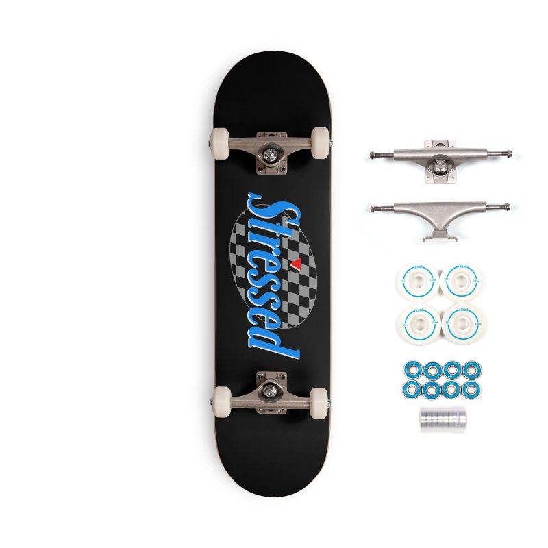 Stressed III Accessories Skateboard by Cody Weiler