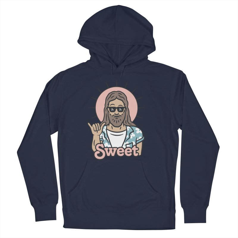 Sweet Jesus Men's Pullover Hoody by Cody Weiler