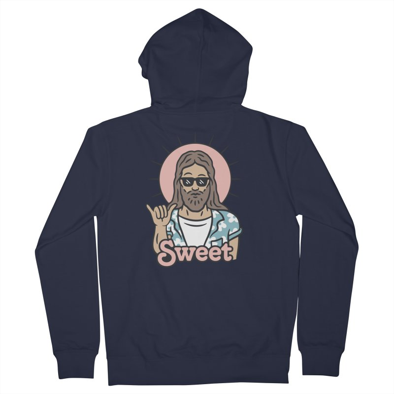 Sweet Jesus Women's Zip-Up Hoody by Cody Weiler