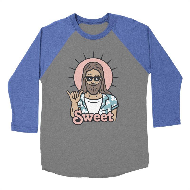 Sweet Jesus Women's Longsleeve T-Shirt by Cody Weiler