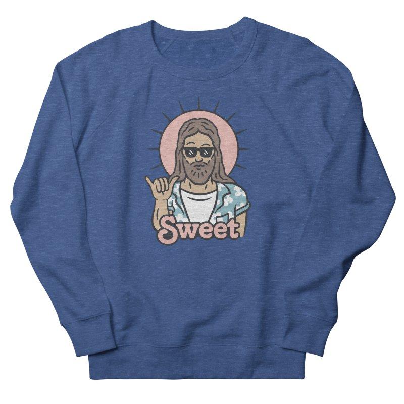 Sweet Jesus Women's Sweatshirt by Cody Weiler