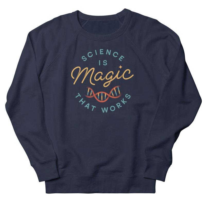 Science is Magic Women's Sweatshirt by Cody Weiler