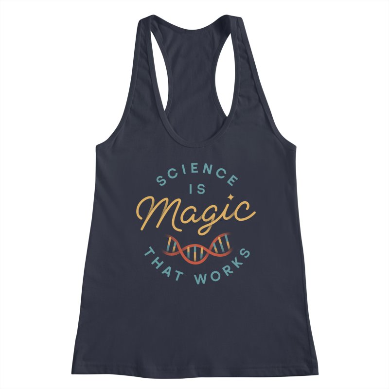 Science is Magic Women's Tank by Cody Weiler