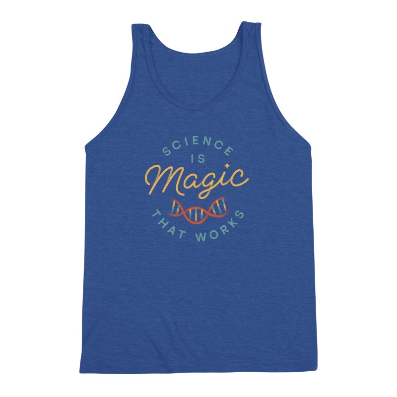 Science is Magic Men's Tank by Cody Weiler