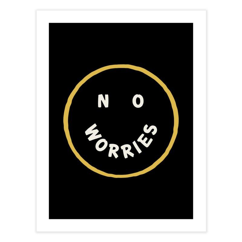 No Worries Home Fine Art Print by Cody Weiler