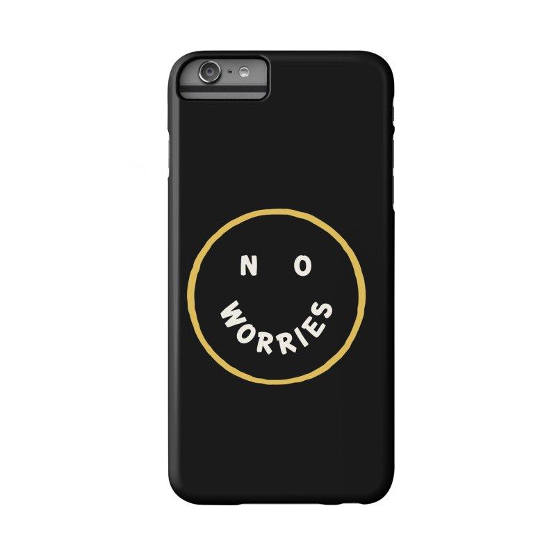 No Worries Accessories Phone Case by Cody Weiler
