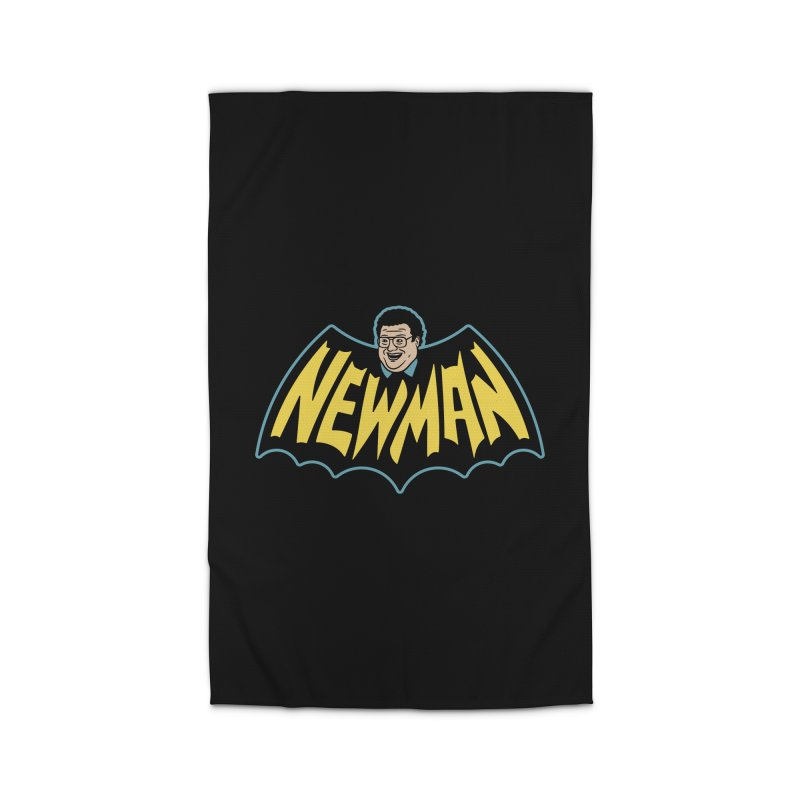 Nananananananana Newman Home Rug by Cody Weiler