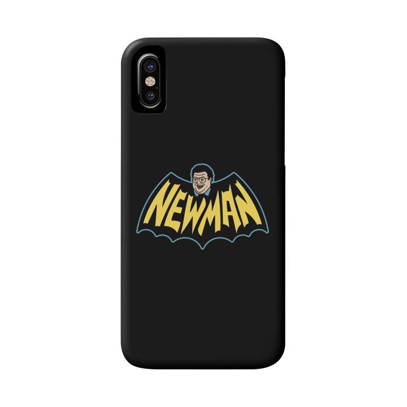 Nananananananana Newman Accessories Phone Case by Cody Weiler
