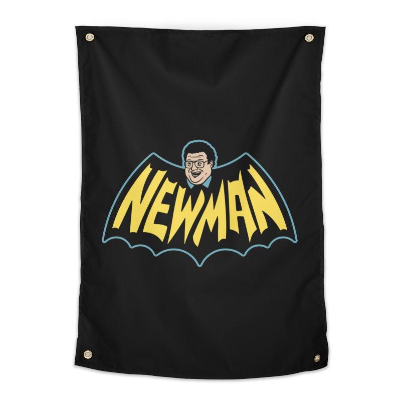 Nananananananana Newman Home Tapestry by Cody Weiler