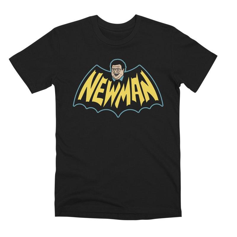 Nananananananana Newman Men's Premium T-Shirt by Cody Weiler