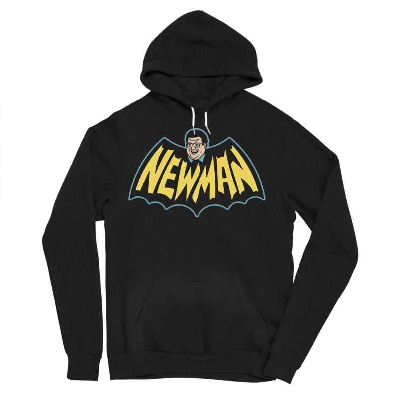 Nananananananana Newman Men's Sponge Fleece Pullover Hoody by Cody Weiler